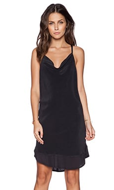 LA Made Eliza Mni Dress in Black