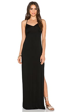 LA Made Bandi Maxi Dress in Black