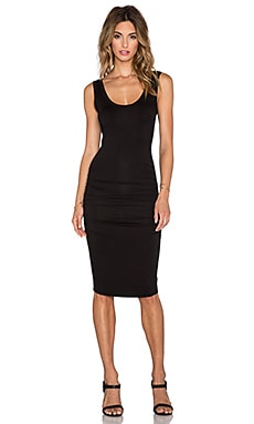 Frankie Dress in Black