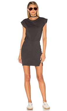 Dani Dress in Anthracite