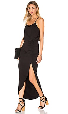 Reese Maxi Dress en Noir