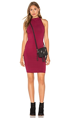Suzie Dress en Oxblood