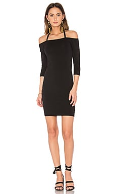 Amal Dress en Noir