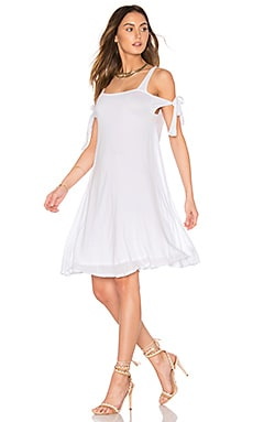 Lottie Dress en Blanc