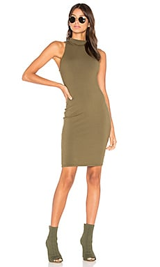 Suzie Dress in Olive Night