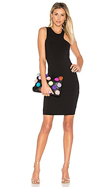 Sarah Bodycon Dress in Black