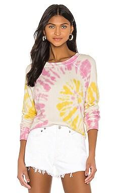 Tie Dye Sweatshirt LA Made $128