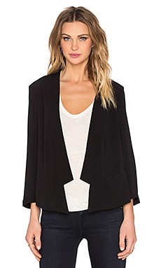 LA Made Nova Blazer in Black