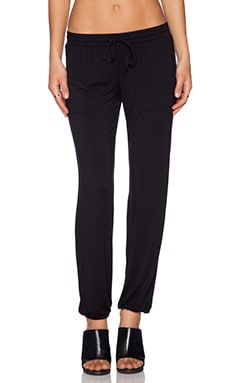 LA Made Eli Trouser in Black