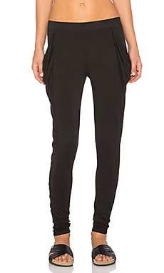 LA Made Lenny Pant in Black