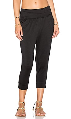 LA Made Zen Pant in Black