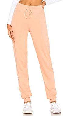 Купить Спортивные брюки slim - LA Made, Одежда для дома, США, Розовый