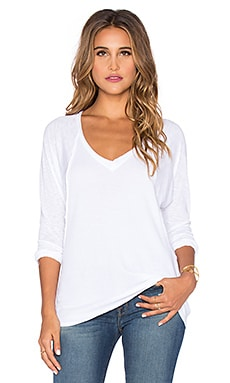 Thermal Kris Top in White