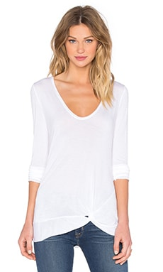Nessie Top in White