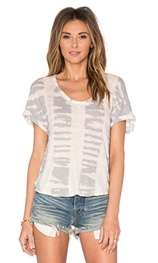 Chloe Tee in Grey Morning