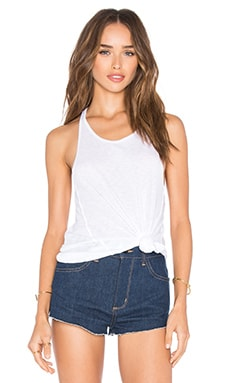 Roxy Tank in White