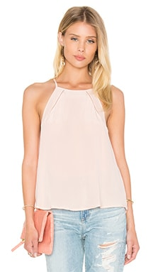 LA Made Lexy Fly Away Cami in Pale Blush