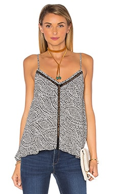 Marmalade Cami in Black & White Print