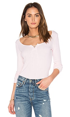 Kelly Top en Rose pale
