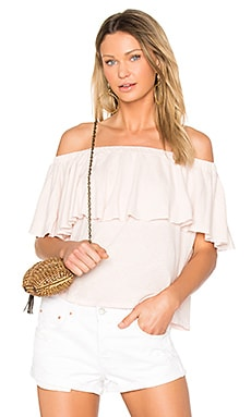 Rosane Top in Rose Sand