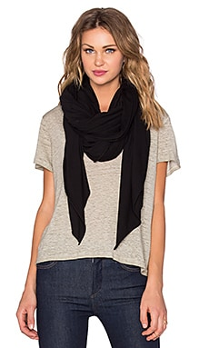 Zingo Scarf in Black