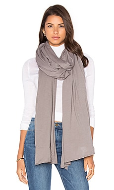 LA Made Zingo Scarf in Peppercorn