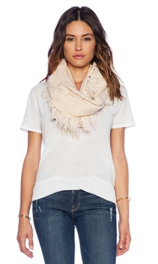 La Made Infinity Scarf in Cream