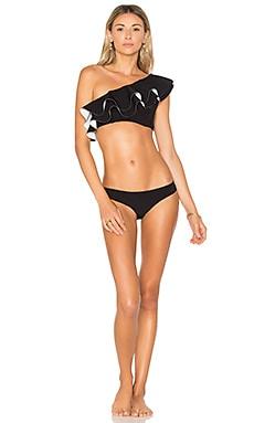 Arden Double Ruffle Bikini Set