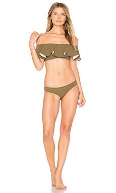 Mira Flounce Bikini Set