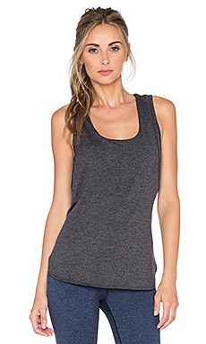 Lanston Sport Double Layer Tank in Grey