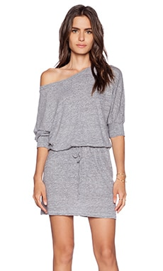 Lanston Boyfriend Dress in Heather