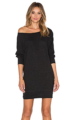 Lanston BF Mini Dress in Black