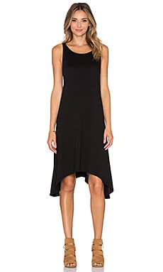 Lanston Swing Dress in Black