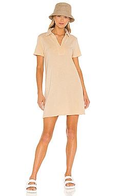 Porter Polo Mini Dress Lanston $158 BEST SELLER