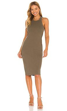 Declan Racerback Dress Lanston $158 NEW