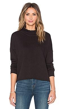 Lanston Turtleneck Sweater in Black