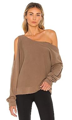 One Shoulder Pullover Lanston $139