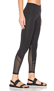 LEGGINGS MAILLE FILET BLAKE