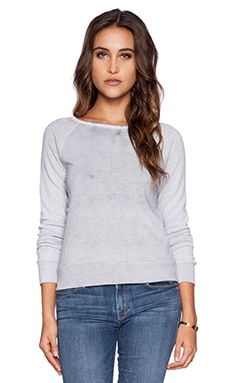 Lanston Crew Neck Sweatshirt in Charcoal