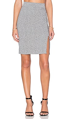 Lanston Pencil Skirt in Grey