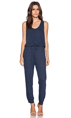 Lanston Jumpsuit in Navy