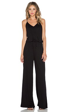 Cami Jumpsuit in Black
