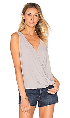 Surplice Tank in Stone