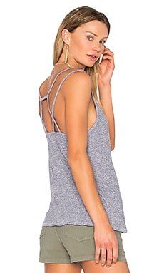 Cross Strap Cami em Heather