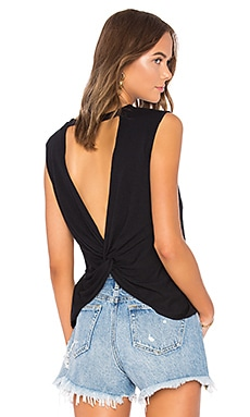 Twist Back Tank Lanston $73