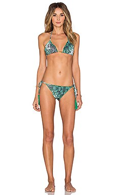 Larissa Minato Sophia Bikini in Parao Print