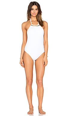 Renda Swimsuit en Blanc