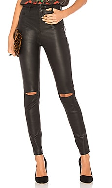 Esme Leather Jean