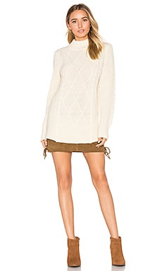 Oisin Sweater in Cream