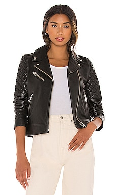 Marilla Leather Jacket LAMARQUE $675